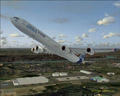 CLS A340-600
